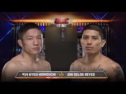 UFC 186 Free Fight: Kyoji Horiguchi vs. Jon DelosReyes