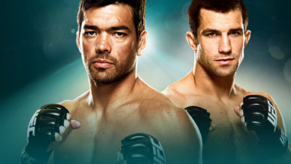 Lyoto Machida vs. Luke Rockhold: UFC Fight Night Jersey