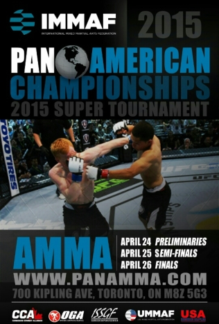 IMMAF Pan American Championships of Amateur MMA