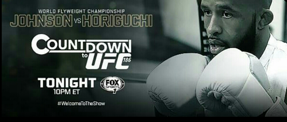 Countdown to UFC 186: Demetrious Johnson vs. KyojiHorighuchi