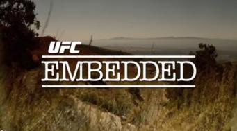 UFC 186 Emdedded Ep 1