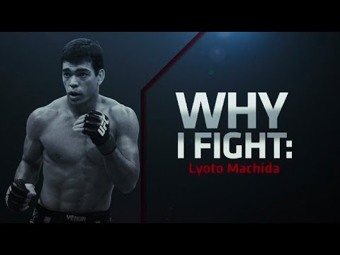 Fight Night New Jersey: Why I Fight – Lyoto Machida