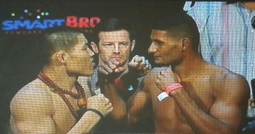 Li Jingling vs. Dhiego Lima UFC Fight Night Manila