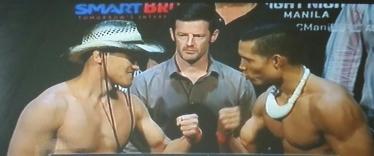 Jon Tuck vs. Tae Hyun Bang UFC Fight Night Manila