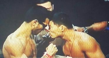 Phillipe Novel vs. Yui Chui Nam UFC Fight Night Manila
