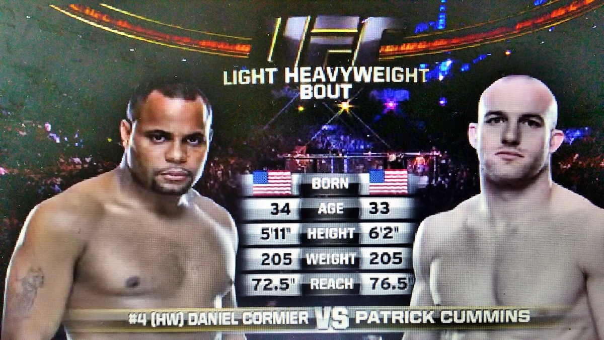 UFC 187 Free Fight: Daniel Cormier vs. PatrickCummins