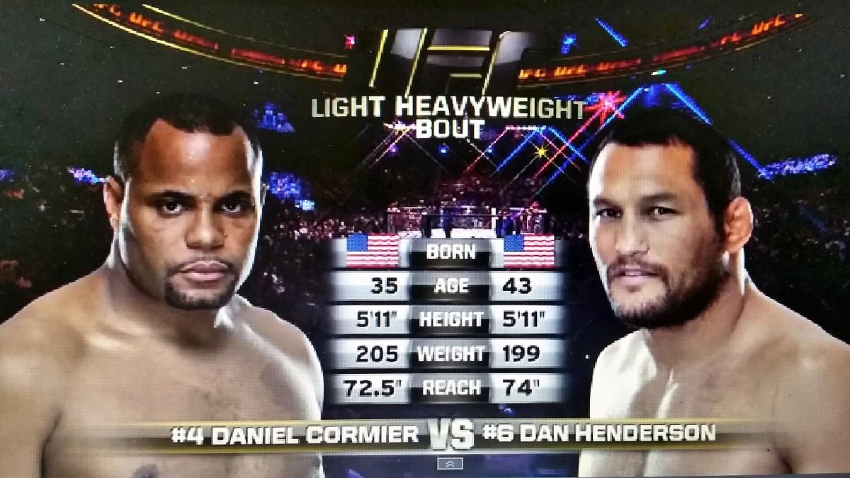UFC 187 Free Fight: Daniel Cormier vs. DanHenderson