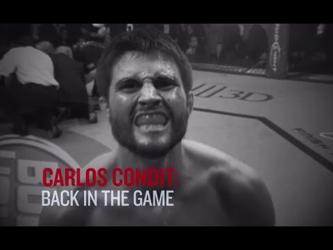 Fight Night Goiania: Carlos Condit – Back in the Game