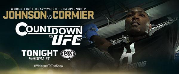 Countdown to UFC 187: Anthony Johnson vs. Daniel Cormier