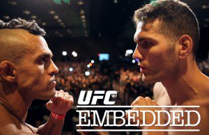 UFC 187 Embedded, Episode 6: 'I see a Terror on Two Feet' Daniel Cormier