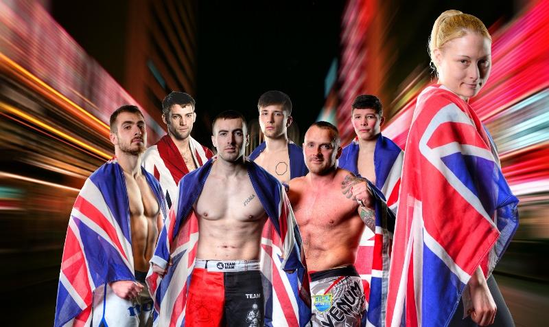 UKMMAF Team Picture