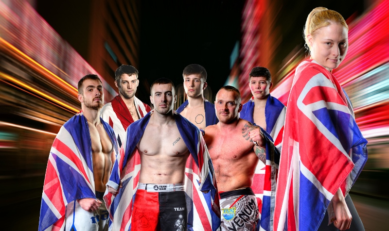 UK AMATEUR TEAM NAMED FOR THE 2015 IMMAF WORLD CHAMPIONSHIPS