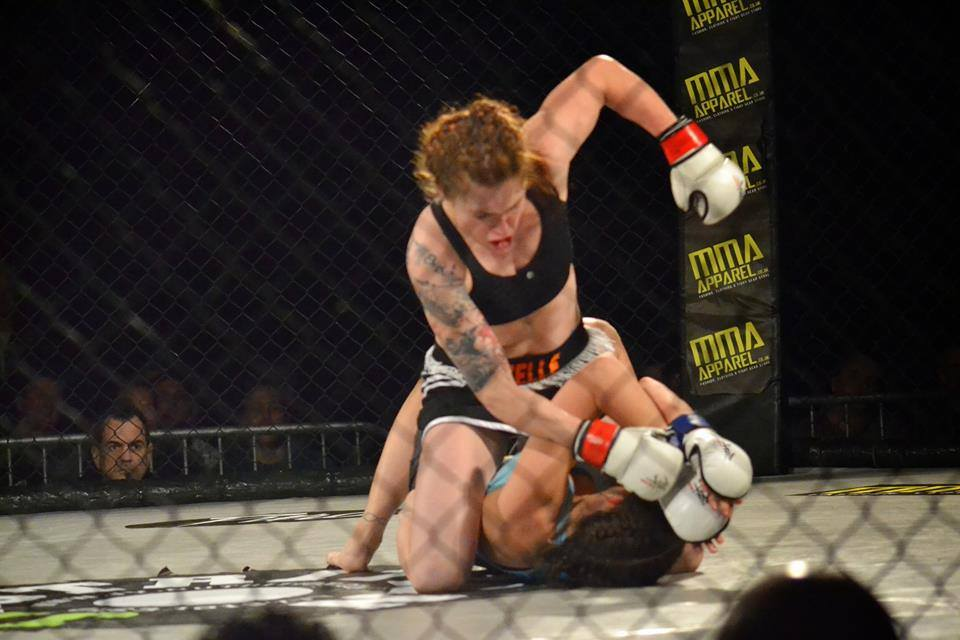 The 'Killa Bee' Instinct – Bryony Tyrell on her BCMMA Title Fight