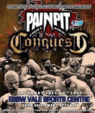 Pain Pit Conquest