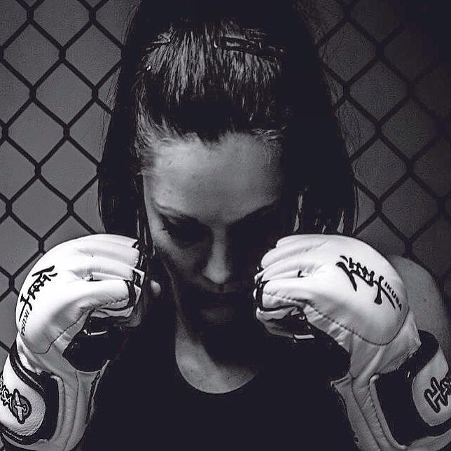'Determination will get you far'  Polly Beauchamp on her MMA Career