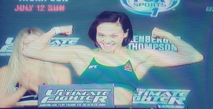 Michelle Waterson TUF 21 Finals