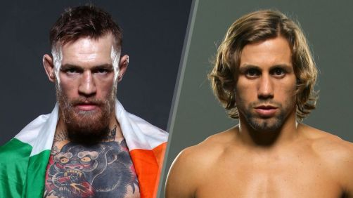 McGregor Faber TUF 22 Coaches