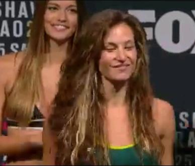 Miesha Tate UFConFox16