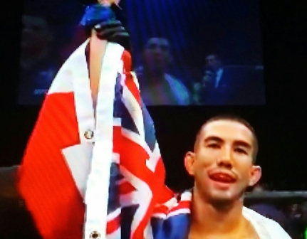 Louis Smolka Win UFC Fight Night Dublin