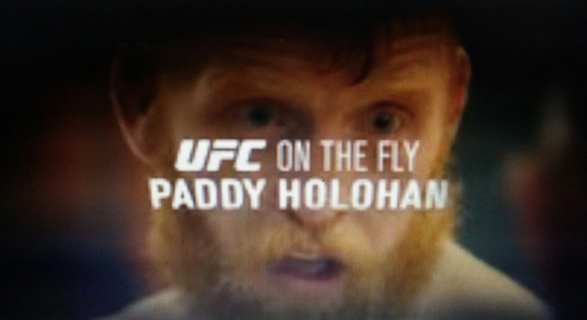 Fight Night Dublin: UFC On The Fly – Episode 2: Paddy Holohan