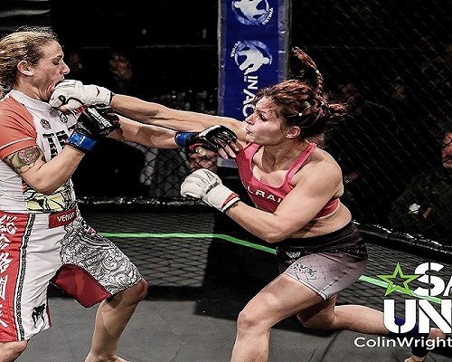 Aiming for the TUF 23 House – Helen 'Hellraiser' Harper