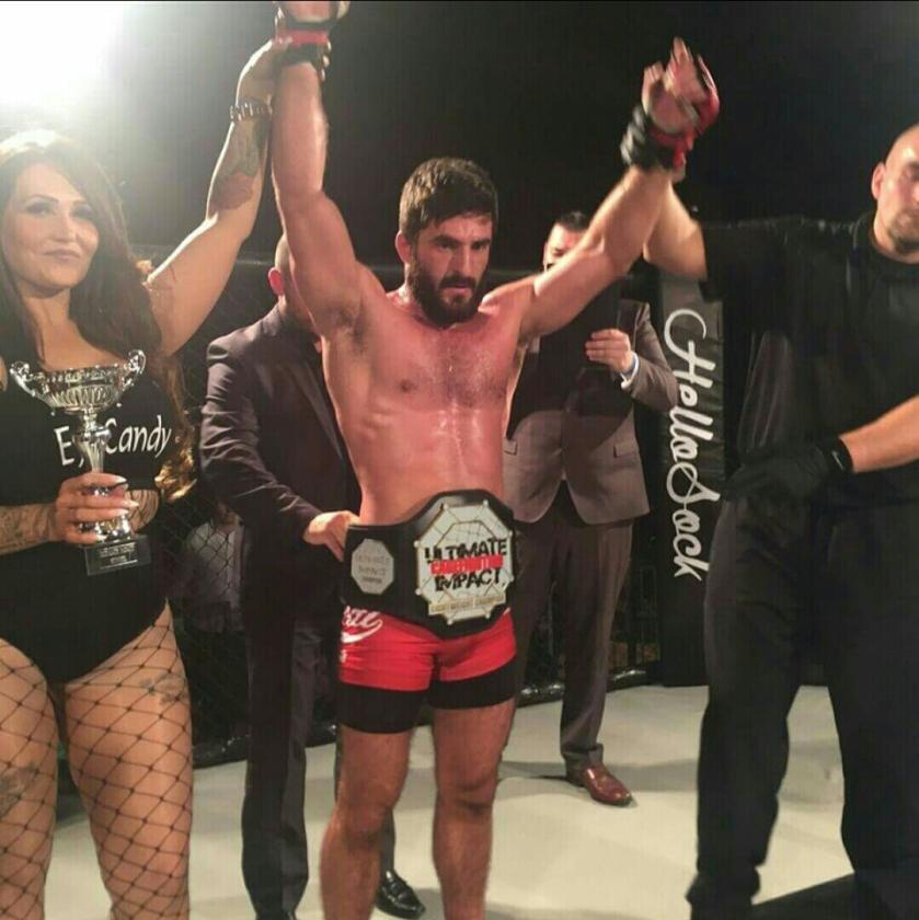 Jordan Miller New UIC 16 Lightweight Champion