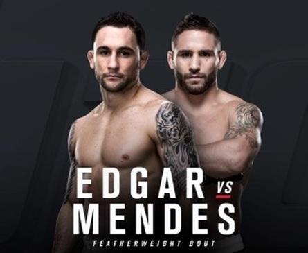 Edgar vs Mendes