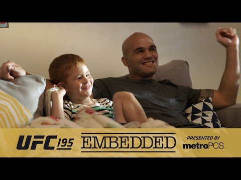 UFC 195 Embedded episode 1