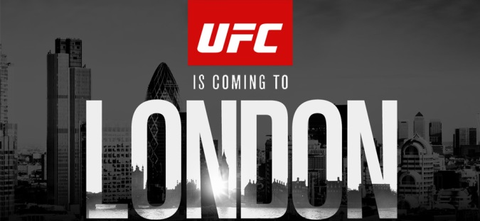 UFC London – Fight Night 84 Full Results 'The count' finally caught 'The Spider'