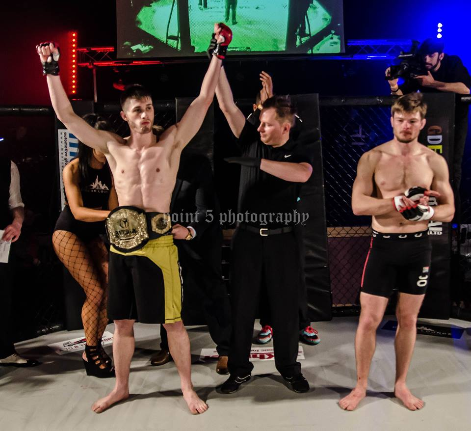 RAGED UK 3 MMA Quick Results -'Brunnen Strikes Gold'