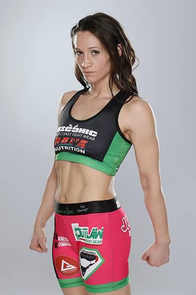 Amy Montenegro TUF 23