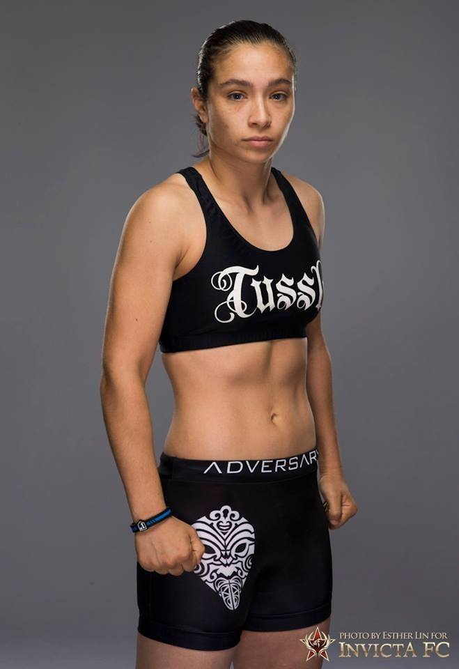 Ashley Cummins TUF 23