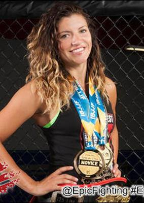 Ashley Yoder TUF 23