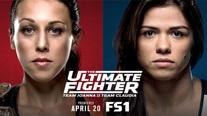 Cast members revealed for The Ultimate Fighter 23 including images.