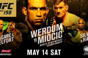 UFC 198 Brazil FullResults