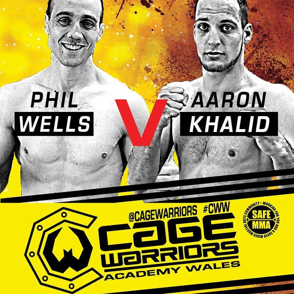 Cage Warriors Academy Wales  – Full Results