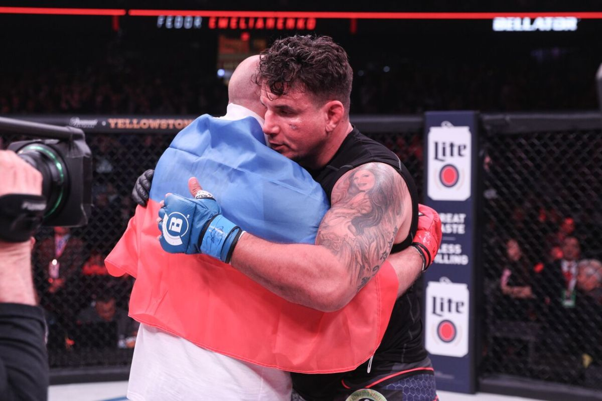 Bellator 198: Fedor vs Mir results, pictures and highlight video