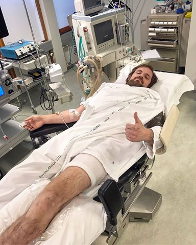 Gunnar Nelson has surgery to repair his injured knee – out for 8-10 weeks