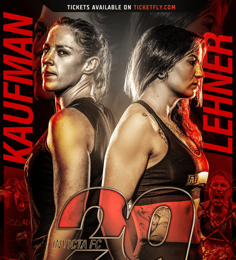 Invicta FC 29 'Kaufman vs. Lehner' full results