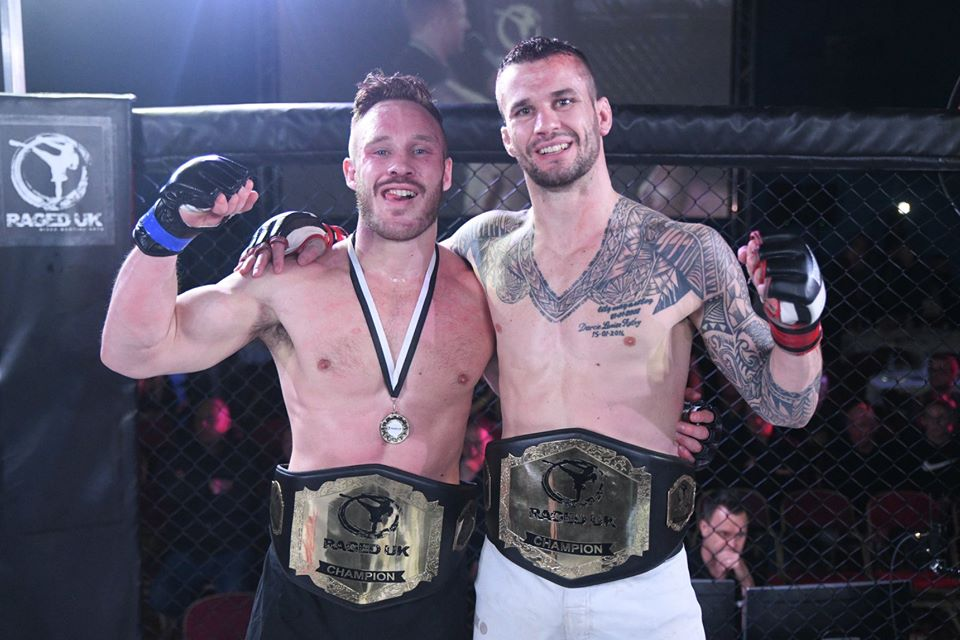 Raged UK MMA 12 Full Results