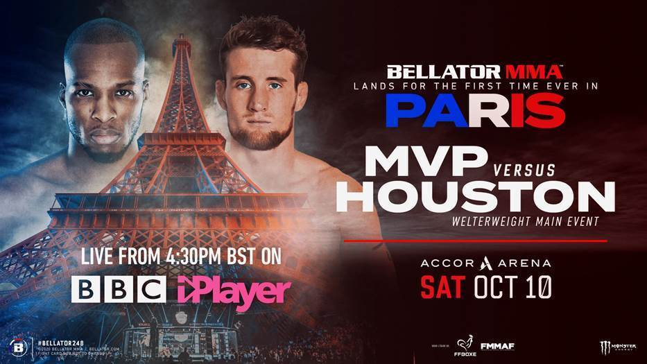 Bellator MMA announces broadcast deal with the BBC