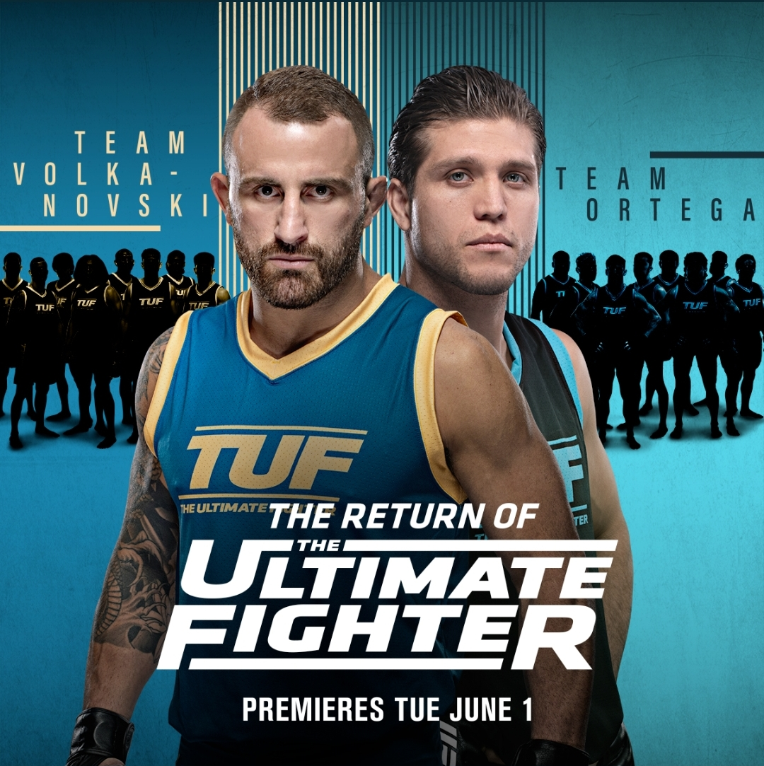 The Ultimate Fighter Returns! New Episodes Every Week Starting June1